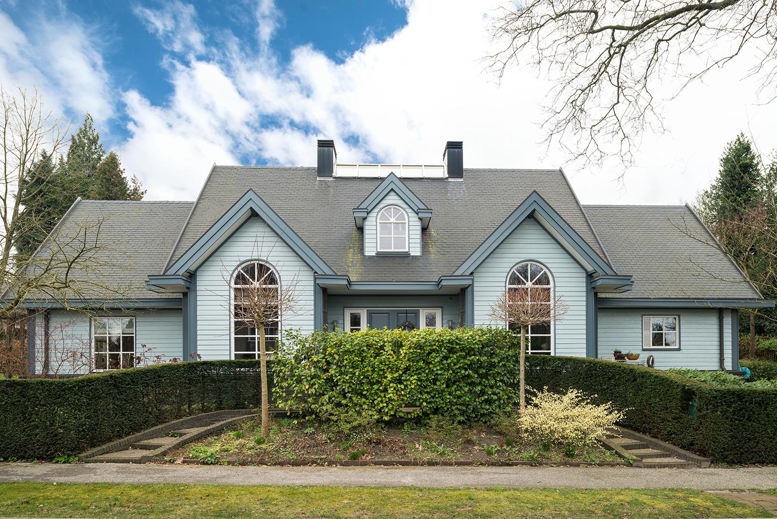 Verwonderend Villa in Amerikaanse stijl - Finnlogs houtbouw bv BE-99